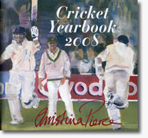Cricket Year Book 2008