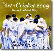 The Art of Cricket Year Book 2009