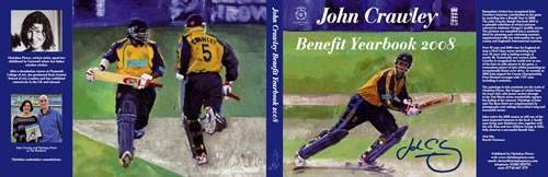 john crawley benefit year yearbook