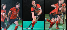 Cardiff Hockey National League commissioned paintings by christina pierce, cricket artist