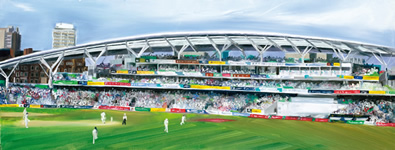 OCS Stand at the Oval 14in x 36in
